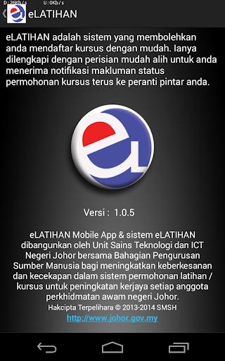 eLATIHAN Mobile App