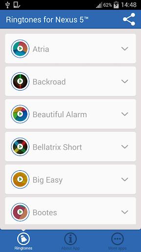 鈴聲的Nexus5™