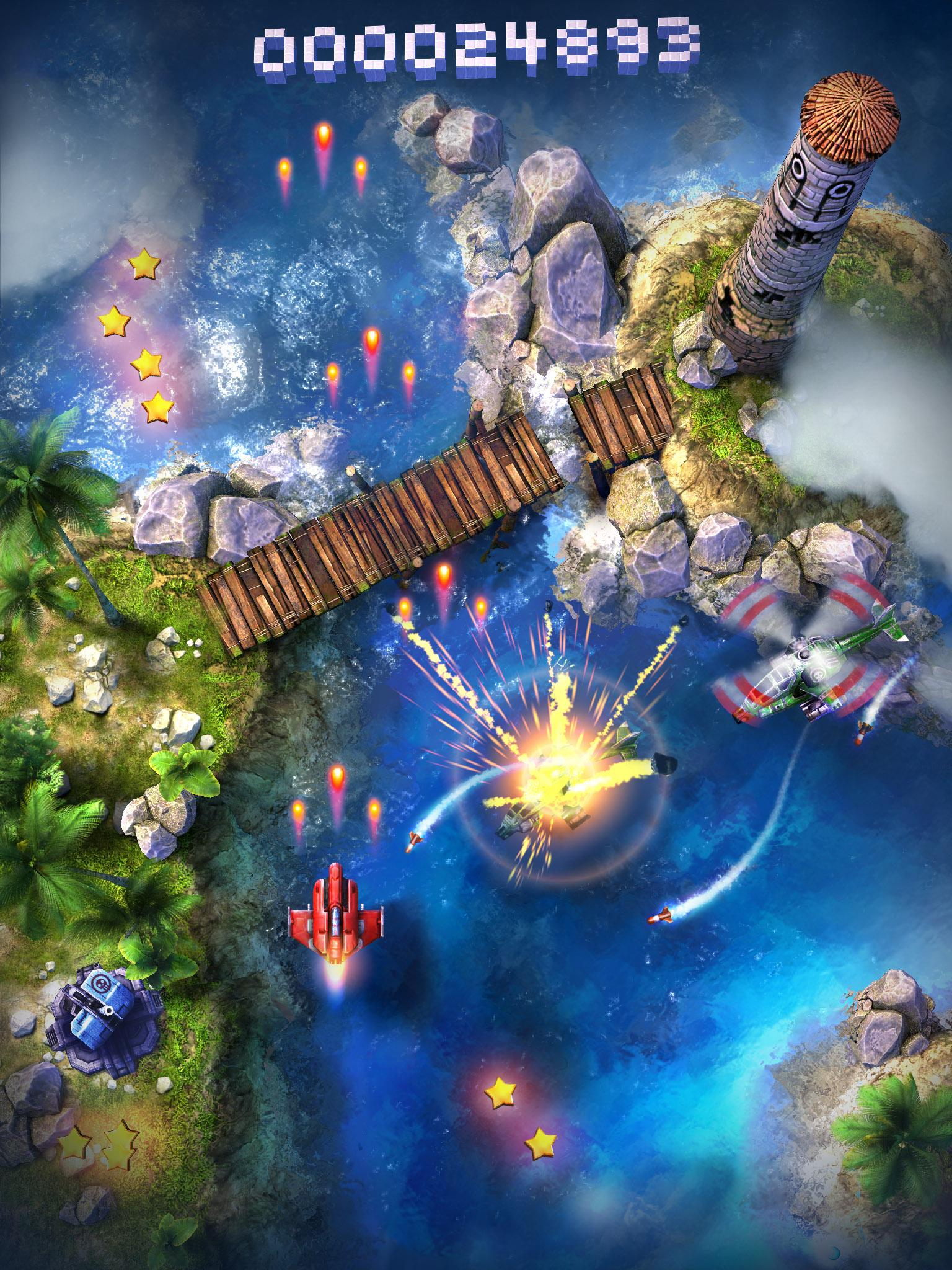 Sky Force 2014 screenshot #1