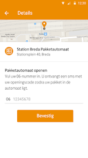 PostNL - screenshot thumbnail