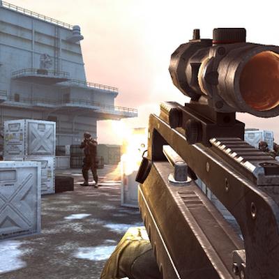 Modern Combat 3: Fallen Nation v1.1.4g [APK+OBB]