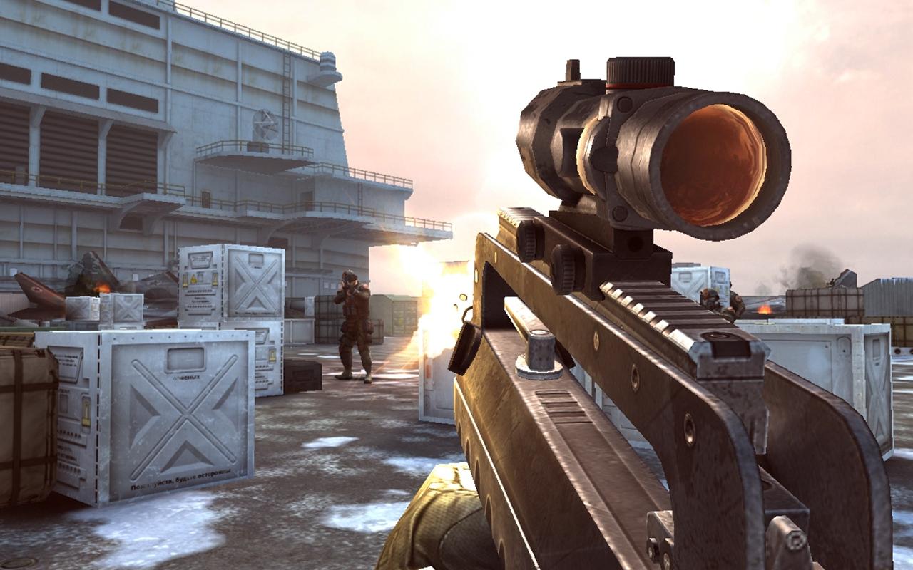 Modern Combat 3: Fallen Nation screenshot #9