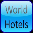 reservación de hotel icon