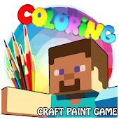Coloring Game Craft For Kids