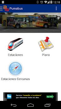 Metro y Metrobus de Mexico