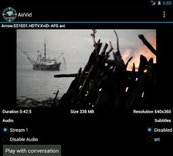 玩免費媒體與影片APP|下載AirVid app不用錢|硬是要APP