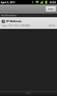 IP Webcam - screenshot thumbnail