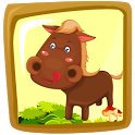 Find Animal(kids fun learning) icon