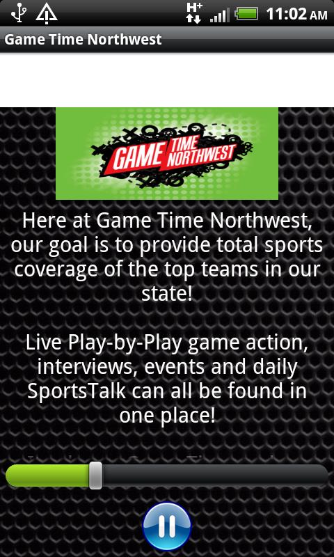 Game Time Northwest - screenshot