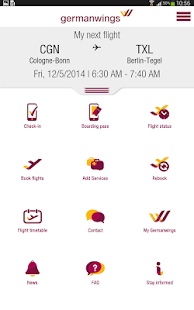 Germanwings - screenshot thumbnail