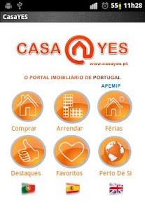 CasaYES- screenshot thumbnail