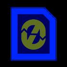 0 Backup Gold icon