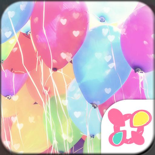 Cute Theme-Balloons- Icon