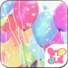 Cute Theme-Balloons- icon