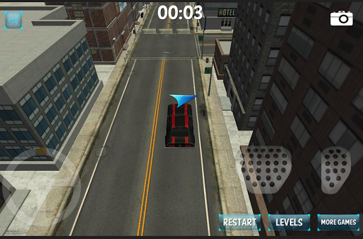 賽車遊戲必備免費app推薦|自由公園そのレーシングカーの3D線上免付費app下載|3C達人阿輝的APP