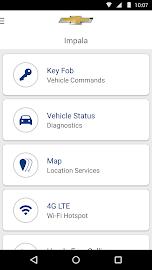 OnStar RemoteLink Screenshot 1