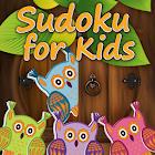 Sudoku for Kids bird owl icon