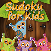 Sudoku for Kids bird owl