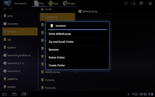Tab Explorer - screenshot thumbnail