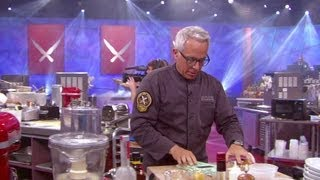 Zakarian vs. Guarnaschelli