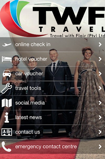 TWF Corporate Travel