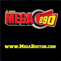 MEGA Boston logo