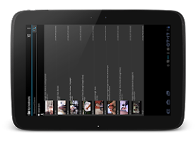 Screenshot of Movie Bookmark