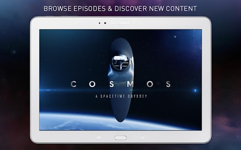 COSMOS: A Spacetime Odyssey - screenshot thumbnail
