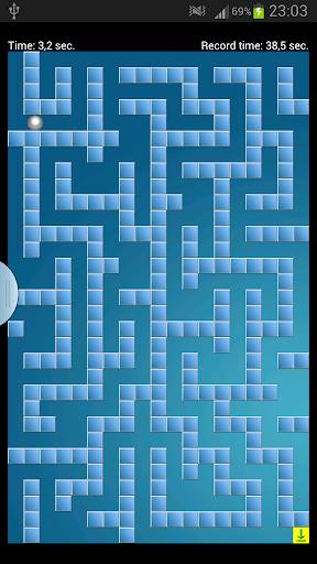 迷宫拼图精简版