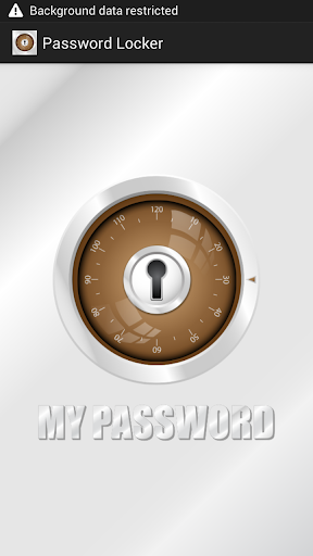 My Password Locker
