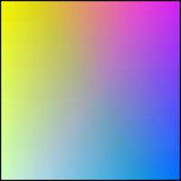 Four Colors Live Wallpaper 1.2