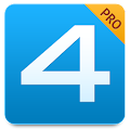 4shared PRO:download any files APK baixar