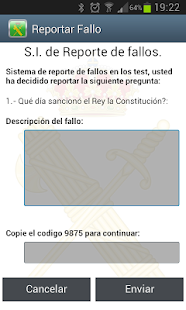 TestManager + Guardia Civil- screenshot thumbnail