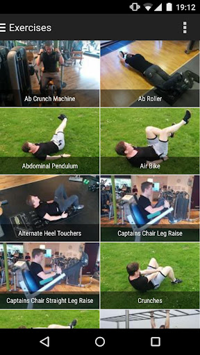 Burn Belly Fat Exercises