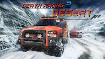 Screenshot of Death Racing 2: Desert