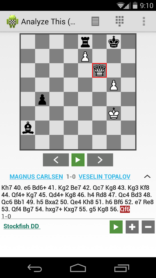 Chess - Analyze This (Free) - screenshot