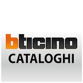 APP BTICINO CATALOGHI