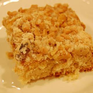 Butter Pecan Crunch Cake.