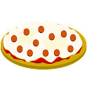 chef de pizza icon