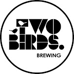 Logo of Two Birds Taco Beer