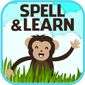 Kids Spell & Learn: Animals