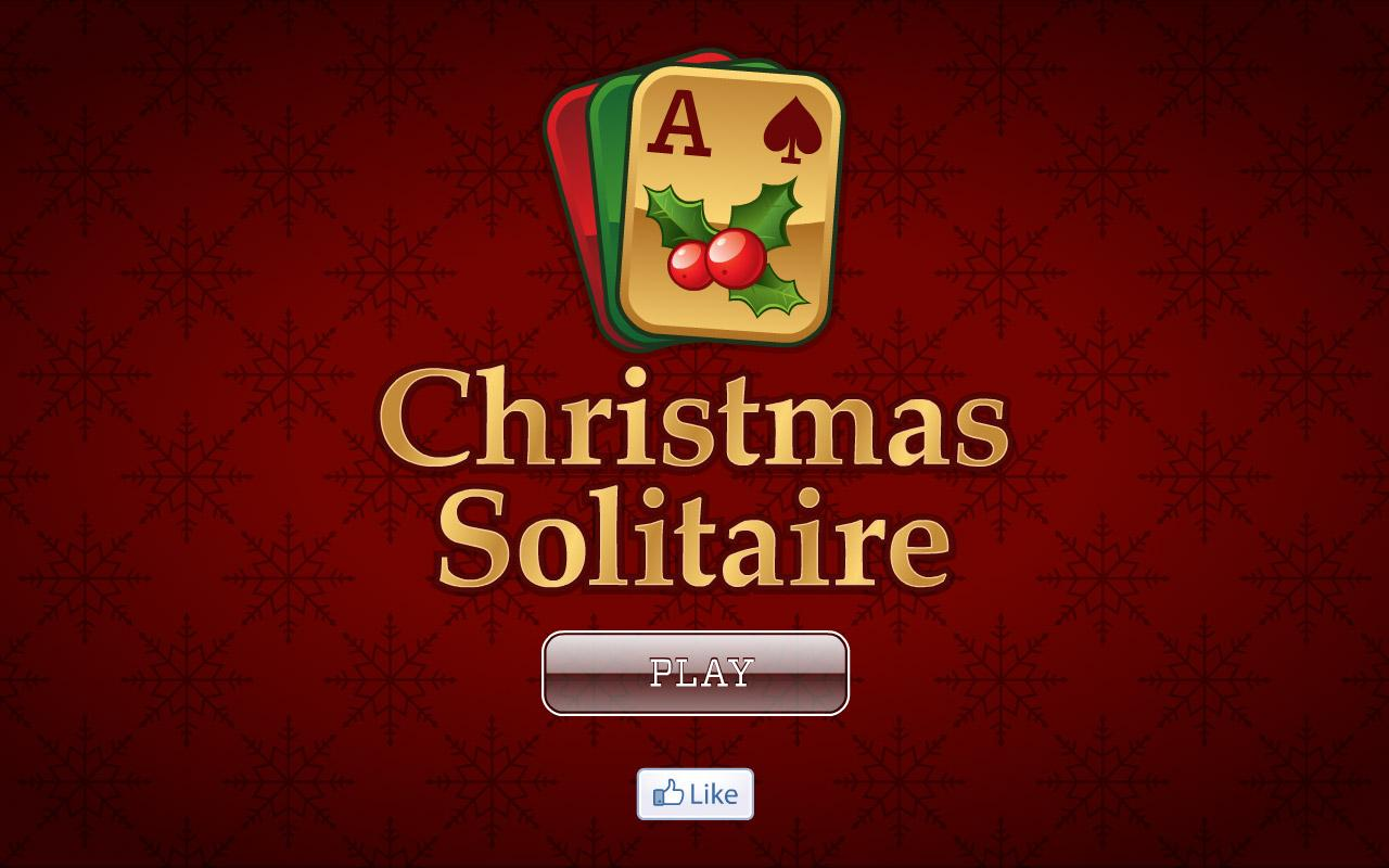 Christmas Solitaire FREE - screenshot