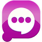 Easy SMS solid Purple theme