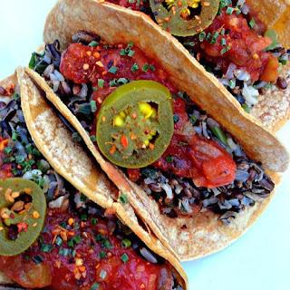 Wild Rice Tacos
