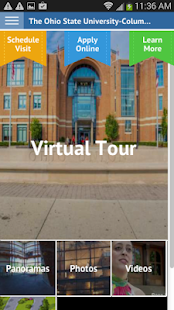 The Ohio State University- screenshot thumbnail