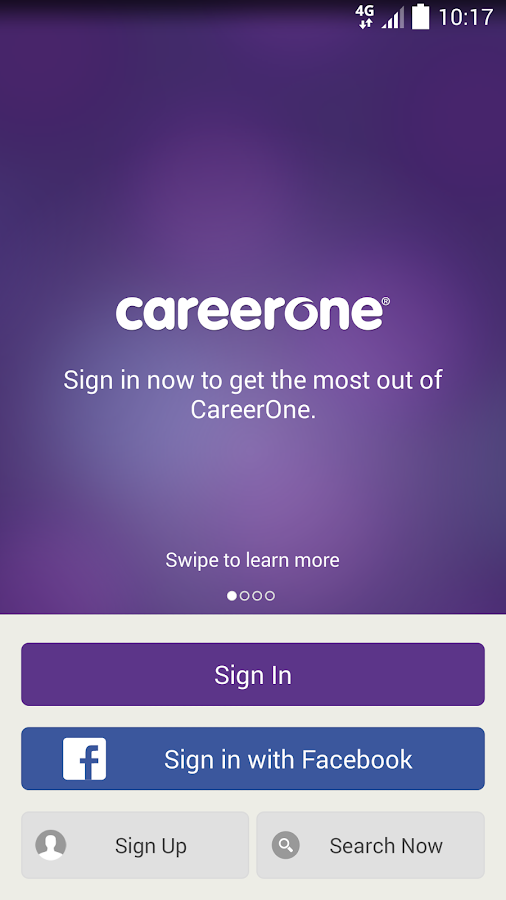 CareerOne Job Search- screenshot