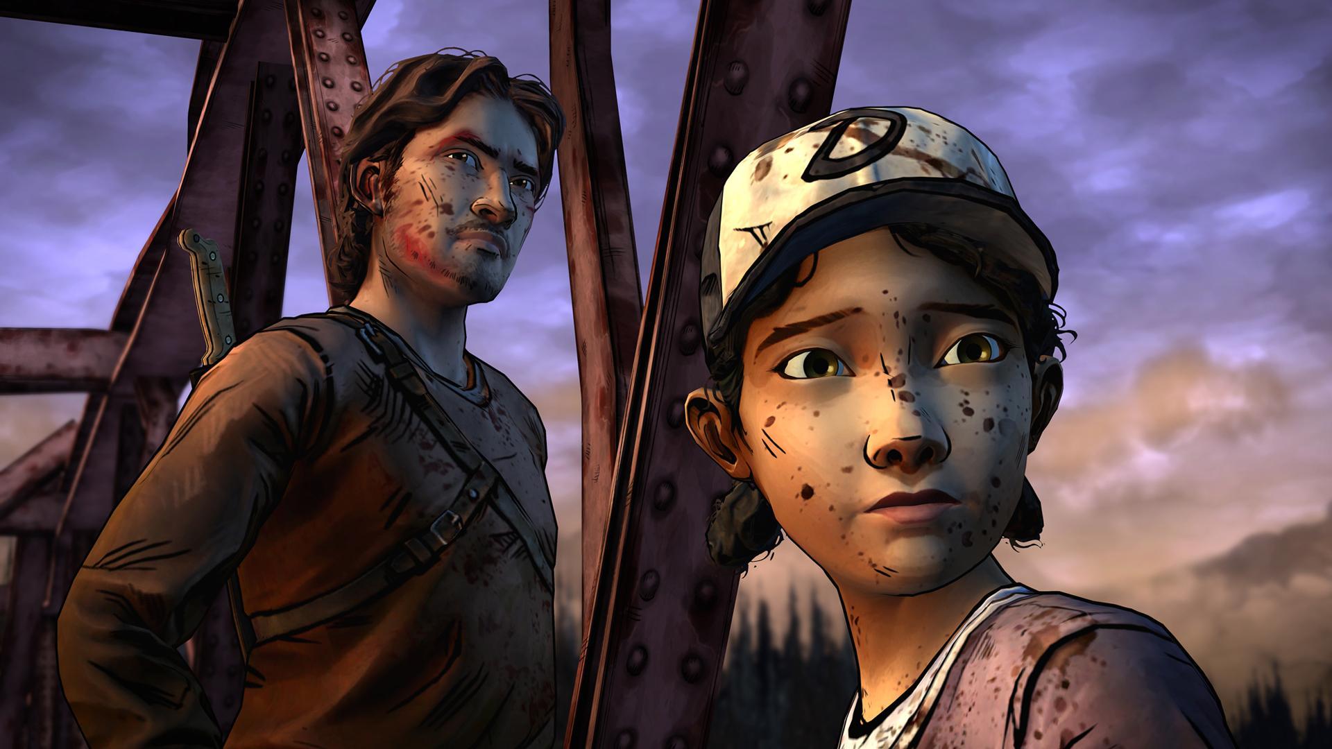 The Walking Dead: Season Two screenshot #19