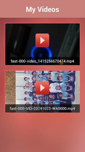 【免費媒體與影片App】Fast Video Maker-APP點子
