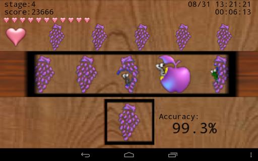 玩休閒App Fruits Sorter免費 APP試玩