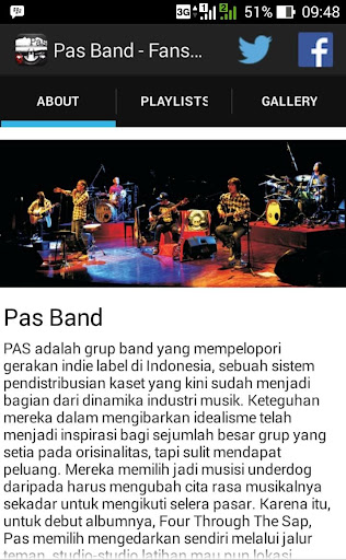 PAS Band Unofficial